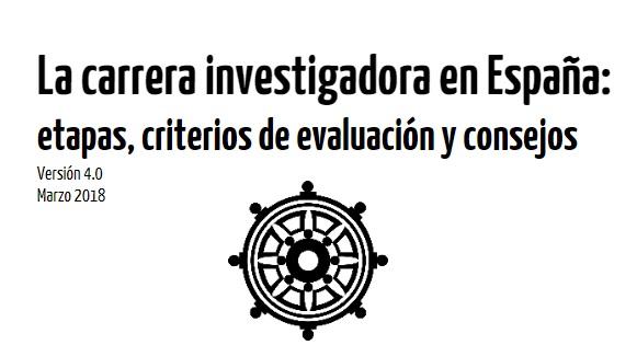 La carrera investigadora en España: etapas, criterios de evaluación y consejos