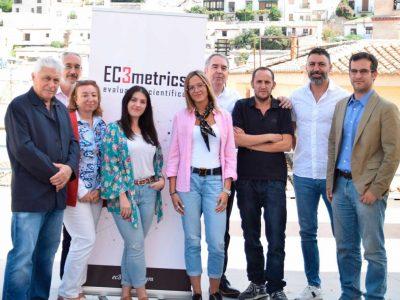 Entrevista a Evaristo Jiménez-Contreras en el monográfico especial sobre I+D+i del diario El Mundo