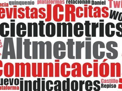 Nuevo artículo: Altmetrics, indicadores alternativos para las revistas de Comunicación de Web of Science