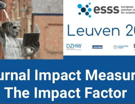 Journal Impact Measures: The Impact Factor