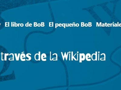 Nuevo artículo: Science through Wikipedia